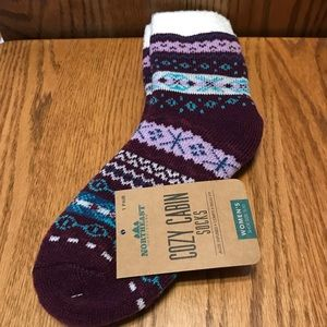 NWT Northeast Outfitters Cozy Cabin Women's Socks